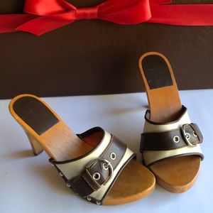 Coach Shoes - Coach heels